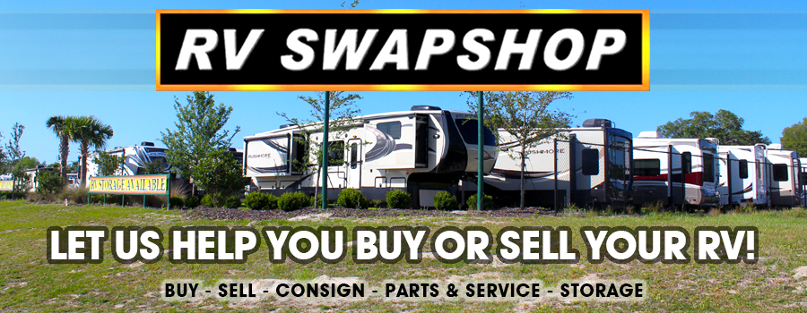 RV Swap Shop - Clean Pre-owned RV's for Sale